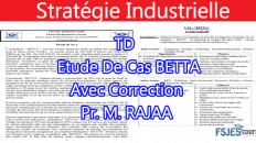 TD Stratégie industrielle