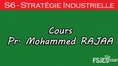 Stratégie industrielle cours
