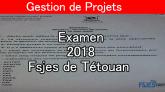 Gestion de projet examen