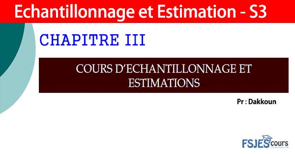 Echantionnage