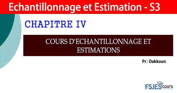 Echantionnage2