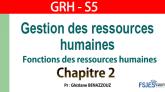 GRH cours complet chapitre 2