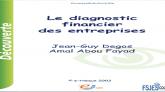 le diagnostic financier des entreprises