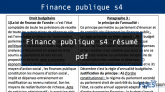 Finance publique s4