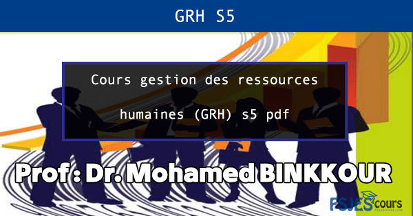 cours GRH