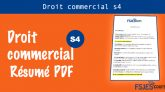 Droit commercial s4 résumé
