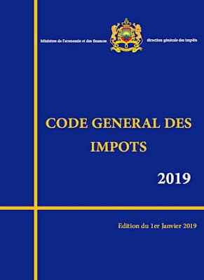Fiche code général des impôts 2019