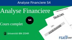 Cours complet Analyse-Financière S4 PDF