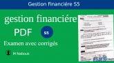 Gestion financière examen s5 avec corrigé pdf